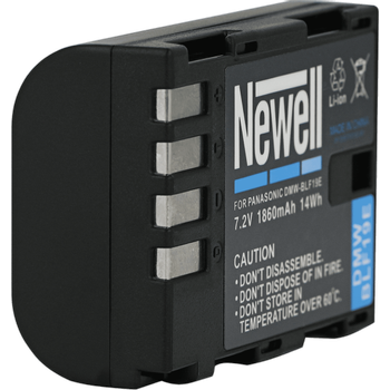 Foto van Newell DMW-BLF19E voor Panasonic
