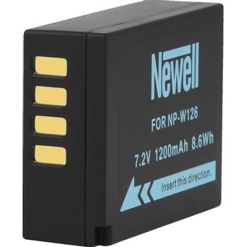 Foto van Newell NP-FW126 voor Fujifilm