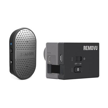 Foto van Removu Wireless Microphone for GoPro M1+A1