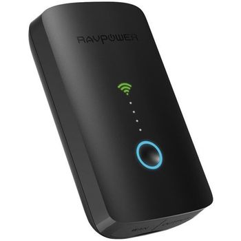 Foto van Ravpower FileHub N300 Wireless Travel Router