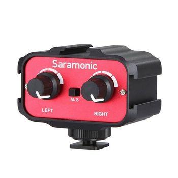 Foto van Saramonic SR-AX100 Universal Audio Adapter