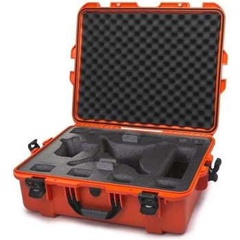 Foto van Nanuk 945 Orange DJI Phantom 4 Case