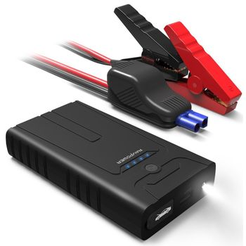 Foto van RAVPower Portable Jumpstarter Powerbank 10000mAh