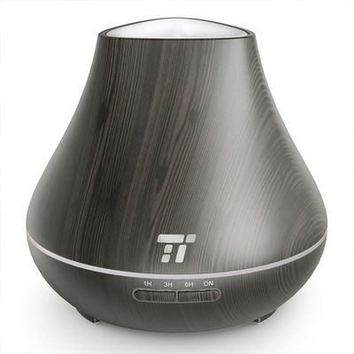 Afbeelding van TaoTronics TaoTronics 400ml Wood Grain Aroma Diffuser TT-AD004