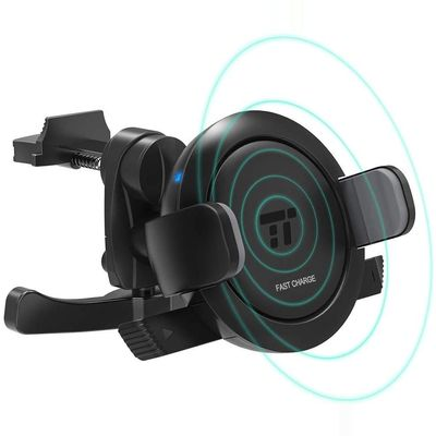Afbeelding van TaoTronics TT-SH007 Vent Car Phone Holder 7.5W/10W Fast Wireless Charging