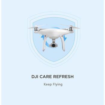Foto van DJI Care Refresh Phantom 4 Pro/Pro+ Card