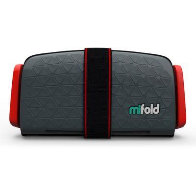 Afbeelding van mifold Grab-and-Go Booster Seat (Slate Grey)