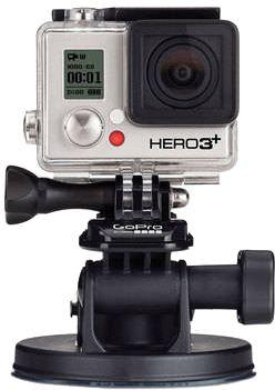 Afbeelding van GoPro Suction Cup Mount V2