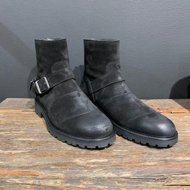Belstaff Trailmaster Boot Black