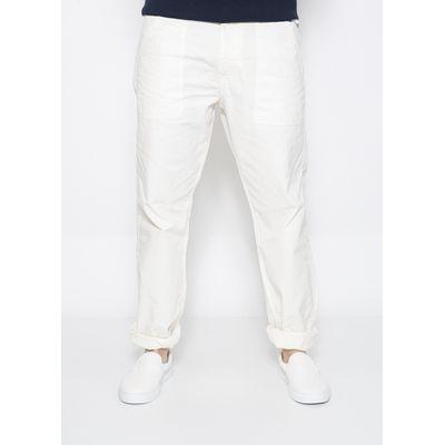 Foto van The Garment Archive Fatigue Pant Off White