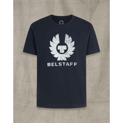 Foto van Belstaff Coteland 2.0 T-shirt Dark ink