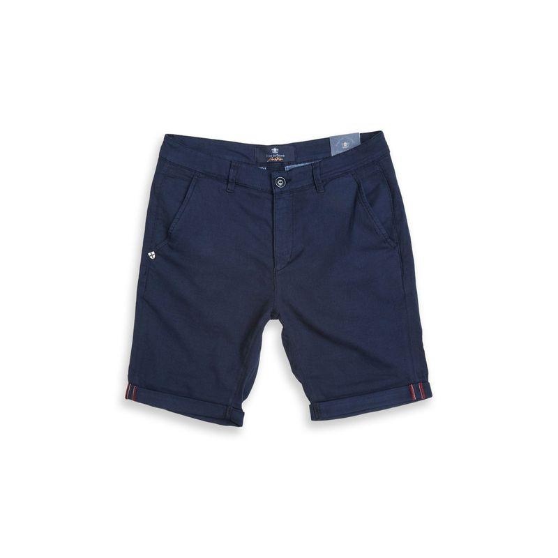 Blue de Genes Teo Gusto Shorts Navy