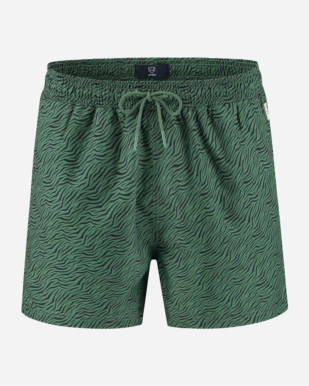 A-Dam Swimwear 1P Tiger green