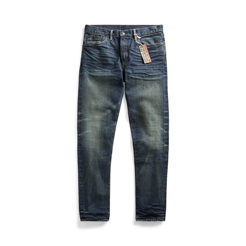 Ralph Lauren Slim Narrow RRL 5 Pocket Jeans