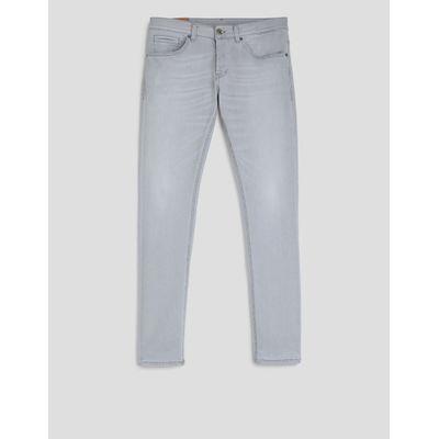 Foto van Dondup George skinny jeans light grey wash