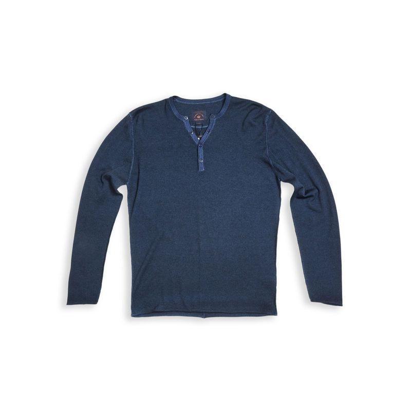 Blue de Gene Laurenzi Navy Knit