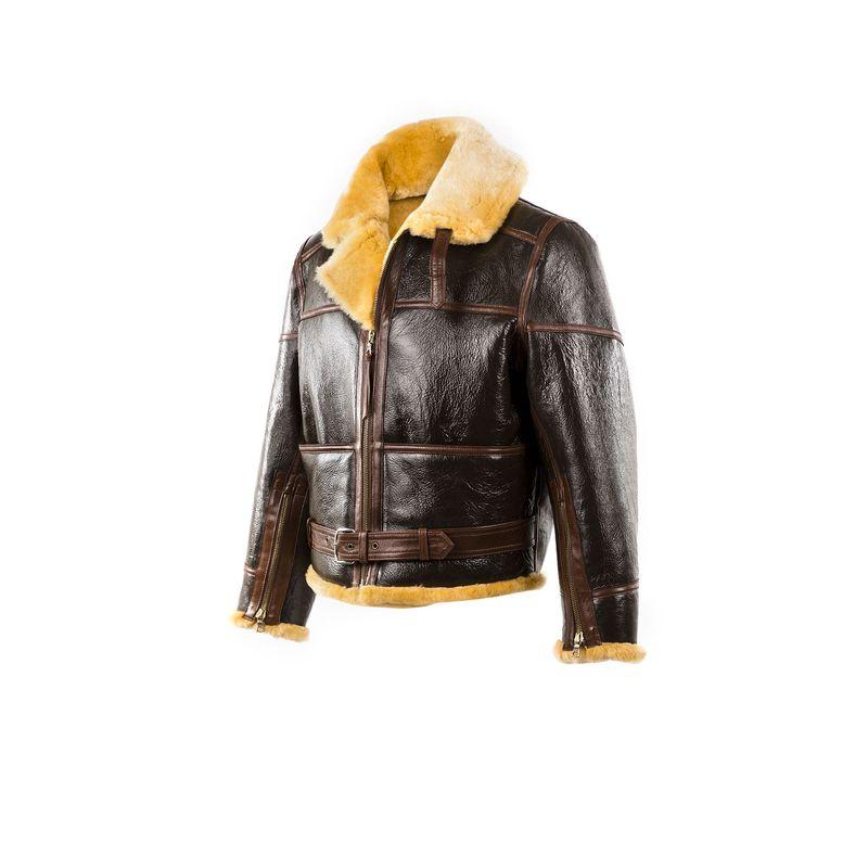 Chapal RAF Shearling Jacket