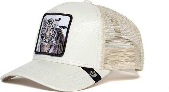 Goorin Bros Cap Tiger White/Creme