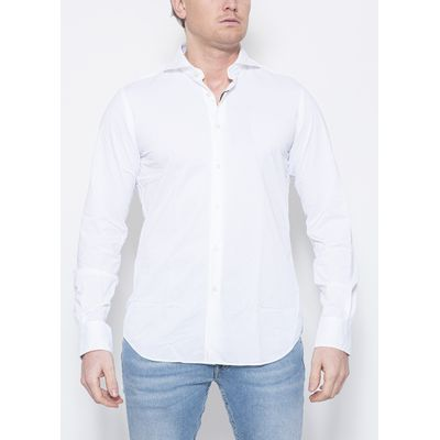 Foto van Windsor Laze Shirt White