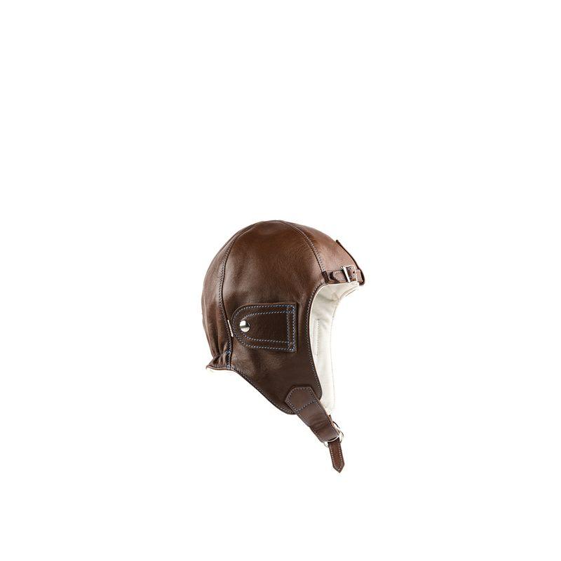 Chapal Driver Helmet Brown