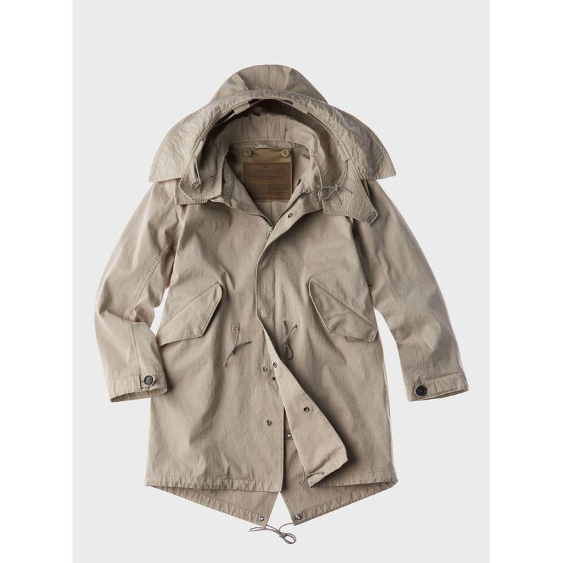 Ten C The Parka Pale Taupe