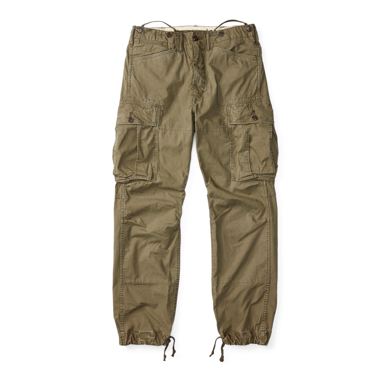 Ralph Lauren RRL Cotton Surplus Cargo Pant