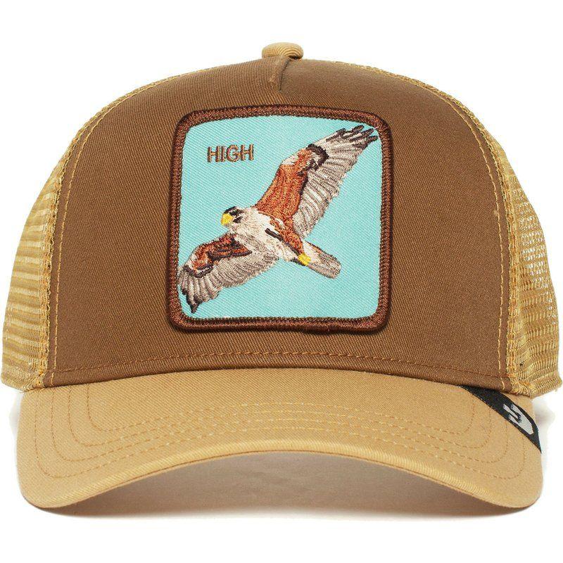Goorin Bros Cap High brown