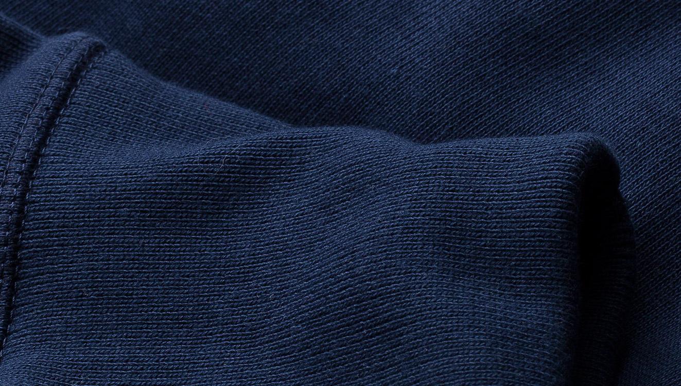 Afbeelding van Merz b. Schwanen Sweatshirt Navy