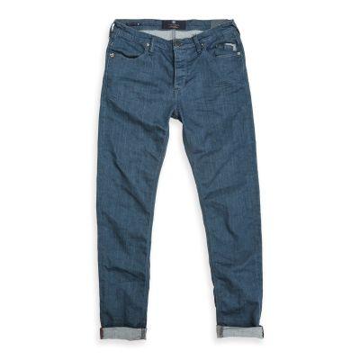 Foto van Blue De Genes Repi Art Dark Jeans