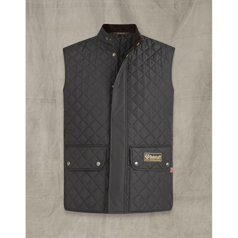 Belstaff Waistcoat Black