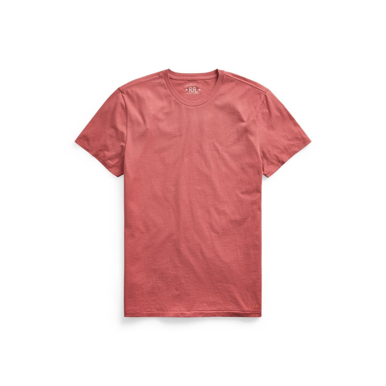 Afbeelding van Ralph Lauren RRL Cotton Jersey Crewneck T-Shirt