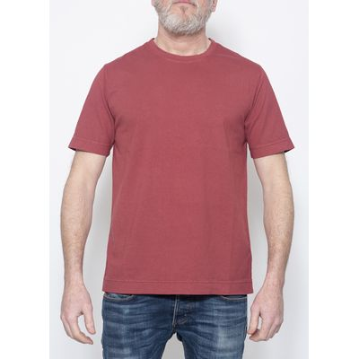 Foto van Circolo Jersey T-Shirt Earth Red