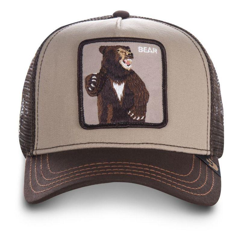 Goorin Bros Cap Bear brown