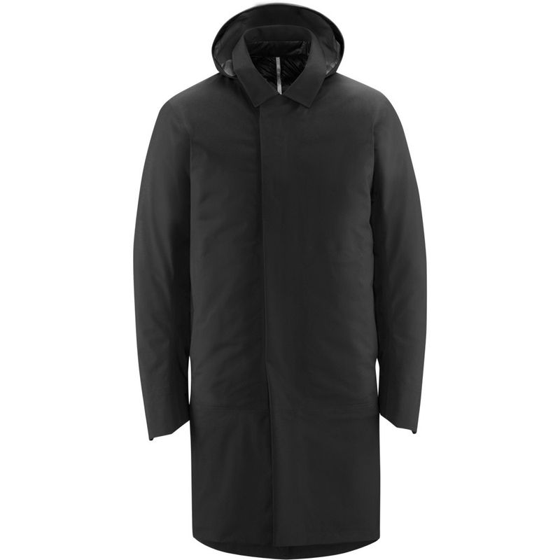 Arctryx Veilance Galvanic Coat Black