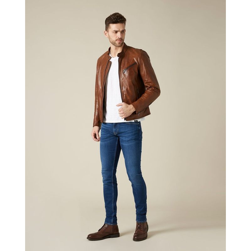 7 For All Mankind Ronnie Special Edition Battle Blue