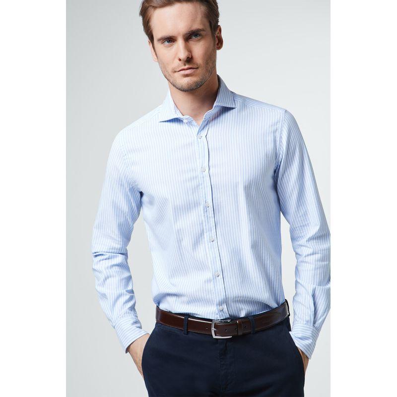 Windsor Big Striped Casual Shirt