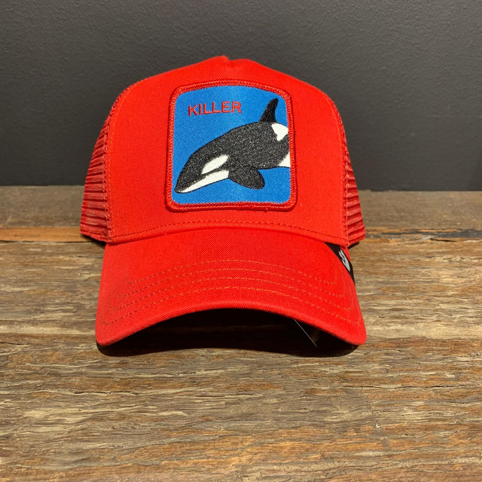 Foto van Goorin Bros Cap Killer Whale