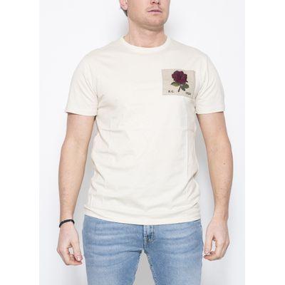 Foto van Kent & Curwen T-Shirt Cream