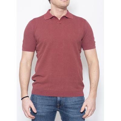Foto van Circolo Pallino T-Shirt Earth Red