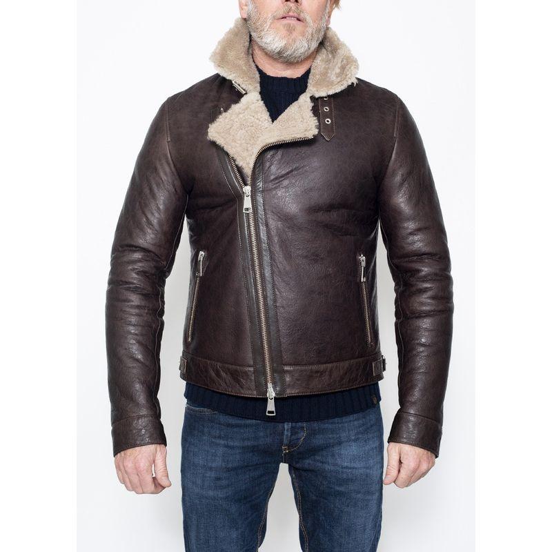 Kris K Maverick Aviator Jacket