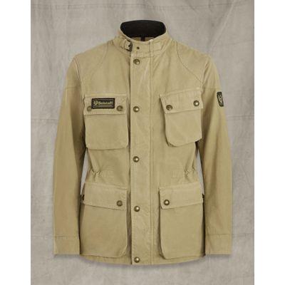 Foto van Belstaff Fieldmaster Vintage Jacket Tarp Khaki
