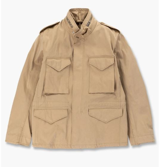 Ten C Field Jacket Almond