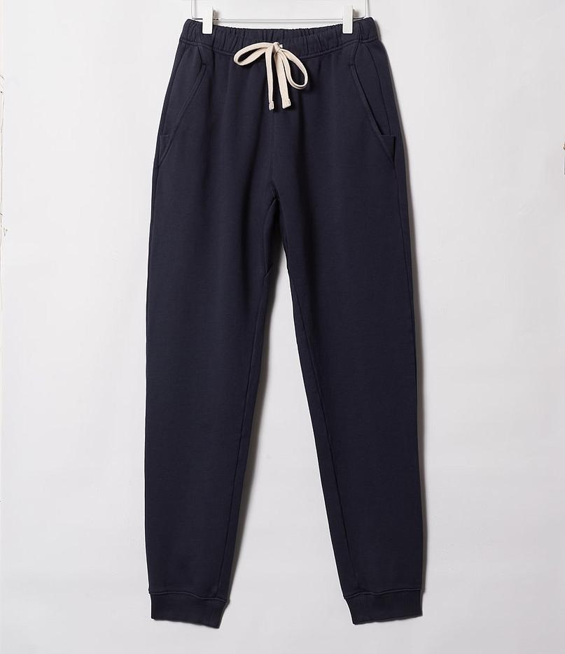 Merz b. Schwanen SP03 Denim Blue Sweatpants