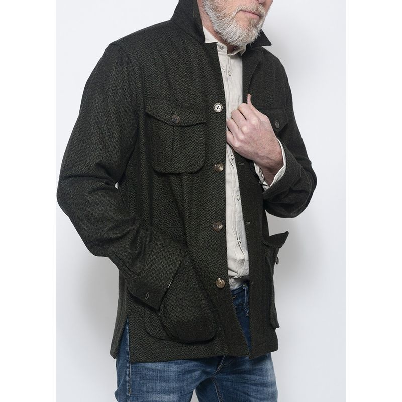 100 Hands Hunting Shirt/Jacket Green