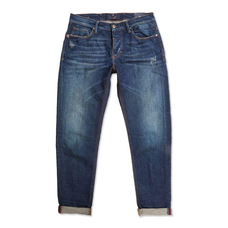 Blue De Genes Repi N1 Deep Sea Jeans
