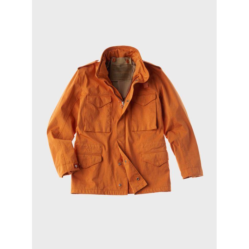 Ten C Field Jacket Orange