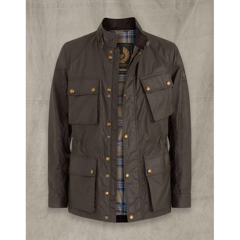 Belstaf Fieldmaster Jacket Faded Olive