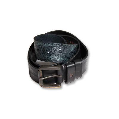 Foto van Blue de Genes Piceno Belt Black