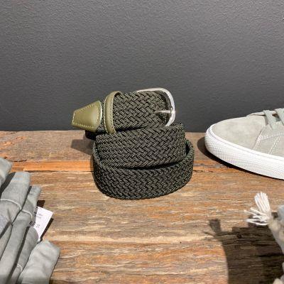 Foto van Anderson's Textile Belt Green