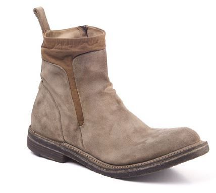 Lemargo Pell Suede Tabacco